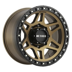 Method Wheels 312 - Bronze Rim - 17x8.5