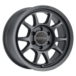 Method Wheels 313 Street - Matte Black Rim
