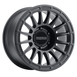 Method Wheels 314 Street - Matte Black Rim