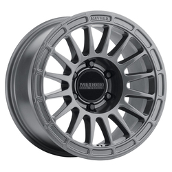 Method Wheels 314 Street - Gloss Titanium