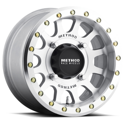 Method Wheels 401 UTV Beadlock Series - Machined Rim - 14x7