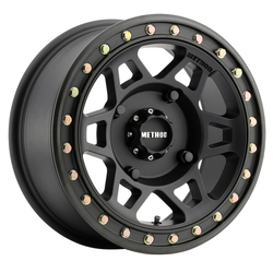 Method Wheels 405 UTV Beadlock - Matte Black Rim