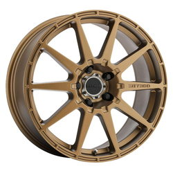 Method Wheels 501 RALLY - Bronze Rim