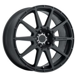 Method Wheels 501 RALLY - Matte Black Rim