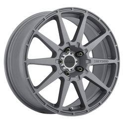 Method Wheels 501 RALLY - Titanium Rim