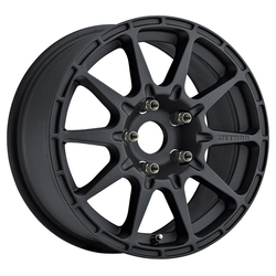Method Wheels 501 VT-SPEC - Matte Black Rim