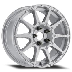 Method Wheels 501 VT-SPEC - Silver