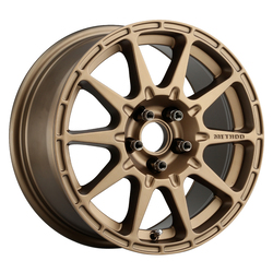Method Wheels 501 VT-SPEC - Bronze Rim