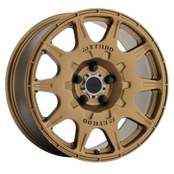 Method Wheels 502 RALLY - Bronze Rim