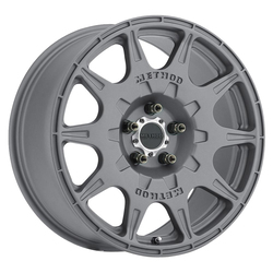 Method Wheels 502 RALLY - Titanium Rim