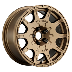 Method Wheels 502 VT-SPEC 2 - Bronze Rim