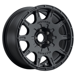 Method Wheels 502 VT-SPEC 2 - Matte Black Rim