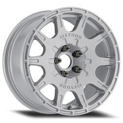 Method Wheels 502 RALLY - Silver