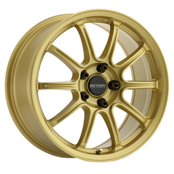 Method Wheels 503 RALLY - Gold Rim