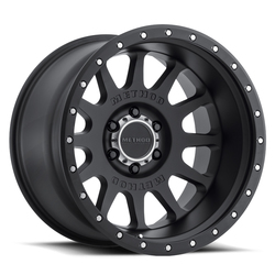 Method Wheels 605 NV - Matte Black Rim