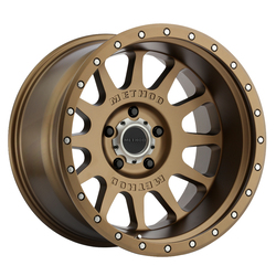 Method Wheels 605 NV - Bronze Rim - 20x10