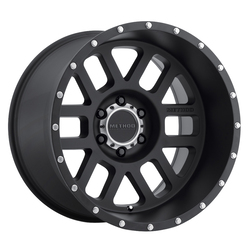 Method Wheels 606 Mesh - Matte Black Rim