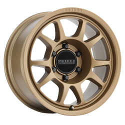Method Wheels 702 Trail - Bronze Rim