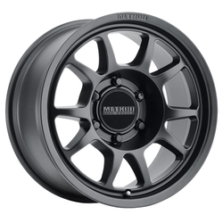 Method Wheels 702 Trail - Matte Black Rim