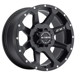Mickey Thompson Wheels MM-366 - Black