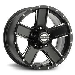Mickey Thompson Wheels SD-5 - Satin Black / Diamond Cut Machined Rim