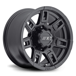 Mickey Thompson Wheels Sidebiter - Black Satin Rim - 22x10