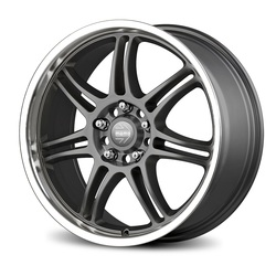 Momo Wheels Momo Wheels RPM Evo - Matte Anthracite Polished Lip