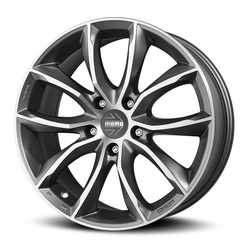 Momo Wheels Momo Wheels Screamjet Evo - Matte Anthracite Diamond Cut
