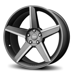Momo Wheels Momo Wheels Stealth - Matte Anthracite Diamond Cut