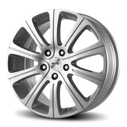 Momo Wheels Win 2 - Glossy Silver - 16x6.50