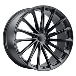 Ohm Wheels Proton - Gloss Black RF Rim - 22x11