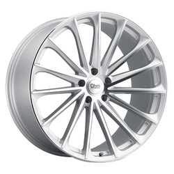 Ohm Wheels Proton - Silver w/ Mirror Face RF Rim - 22x11