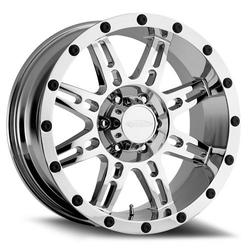 Pro Comp Wheel Series 31 Stryker - Chrome Rim