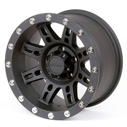 Pro Comp Wheel Series 31 Stryker - Flat Black