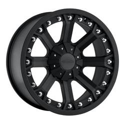Pro Comp Wheel Series 33 Grind - Flat Black
