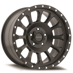 Pro Comp Wheel Series 34 Rockwell - Satin Black