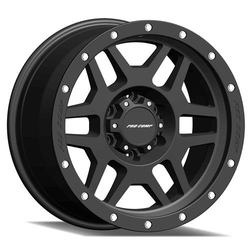 Pro Comp Wheel Series 41 Phaser - Black / SS Bolts