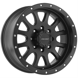 Pro Comp Wheel Series 44 Syndrome - Satin Black Rim