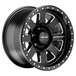 Pro Comp Wheel 74 Trilogy Pro - Satin Black Rim
