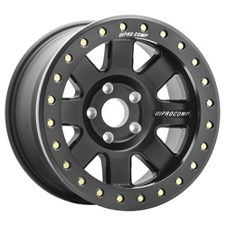Pro Comp Wheel Series 75 Trilogy UTV - Satin Black Rim