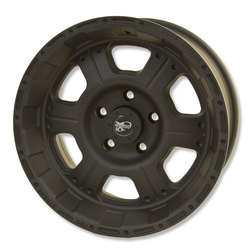 Pro Comp Wheel Series 89 Kore - Flat Black