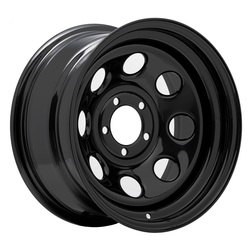 Pro Comp Steel Wheel 97 Monster Mod - Flat Black Rim