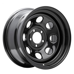 Pro Comp Steel Wheel 97 Monster Mod - Gloss Black Rim - 16x10