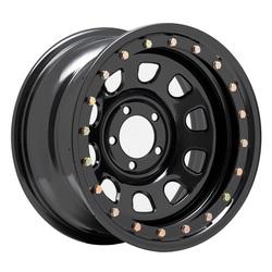 Pro Comp Steel Wheel Series 252 - Flat Black Rim