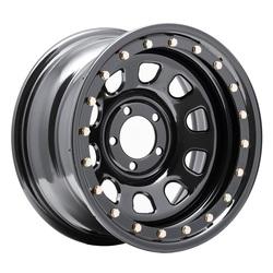 Pro Comp Steel Wheel Series 252 - Gloss Black Rim
