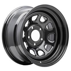 Pro Comp Steel Wheel Series 51 - Gloss Black Rim - 16x10