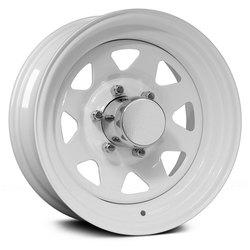 Pro Comp Steel Wheel Series 82 - Gloss White Rim