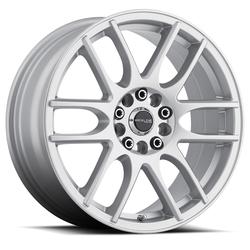 Raceline Wheels 141S Mystique - Silver
