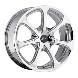 Raceline Wheels 197 - Chrome Rim