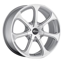 Raceline Wheels 197 - Hyper Silver